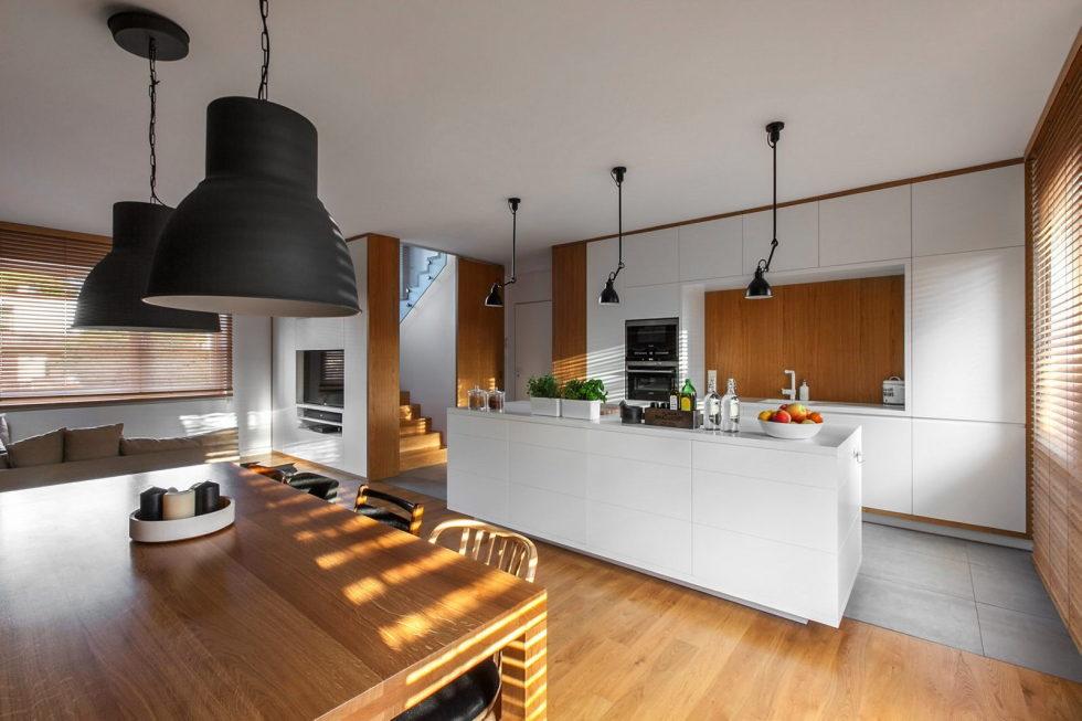 A Cosy House In Poland From modelina architekci 7