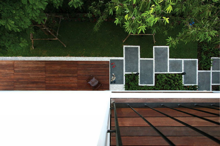 Baan Moom House In Bangkok From Integrated Field Studio 26