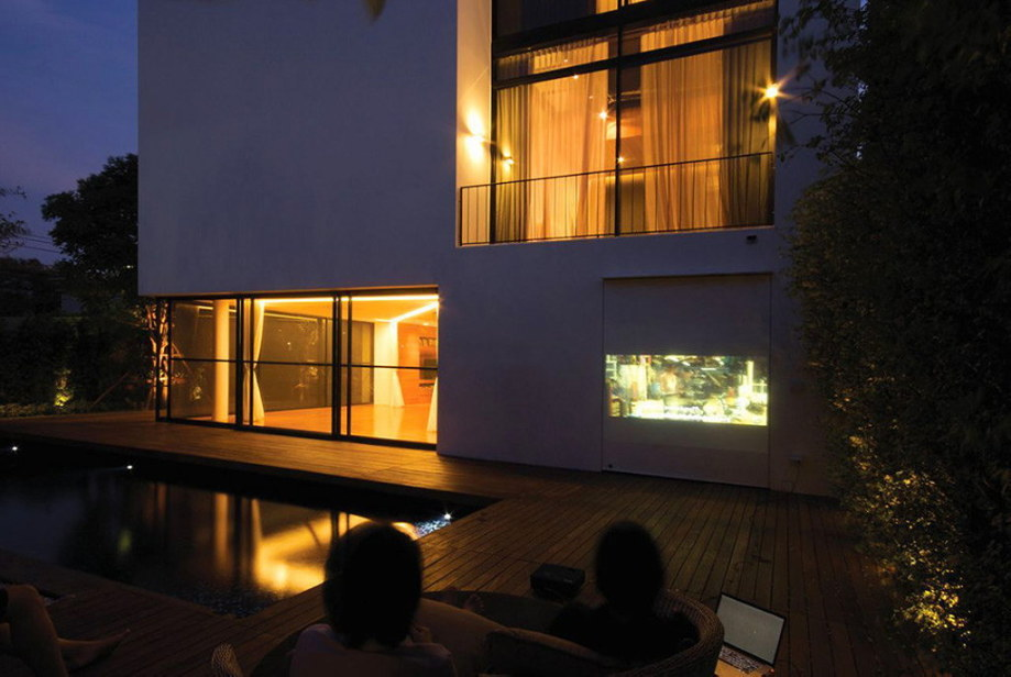 Baan Moom House In Bangkok From Integrated Field Studio 29