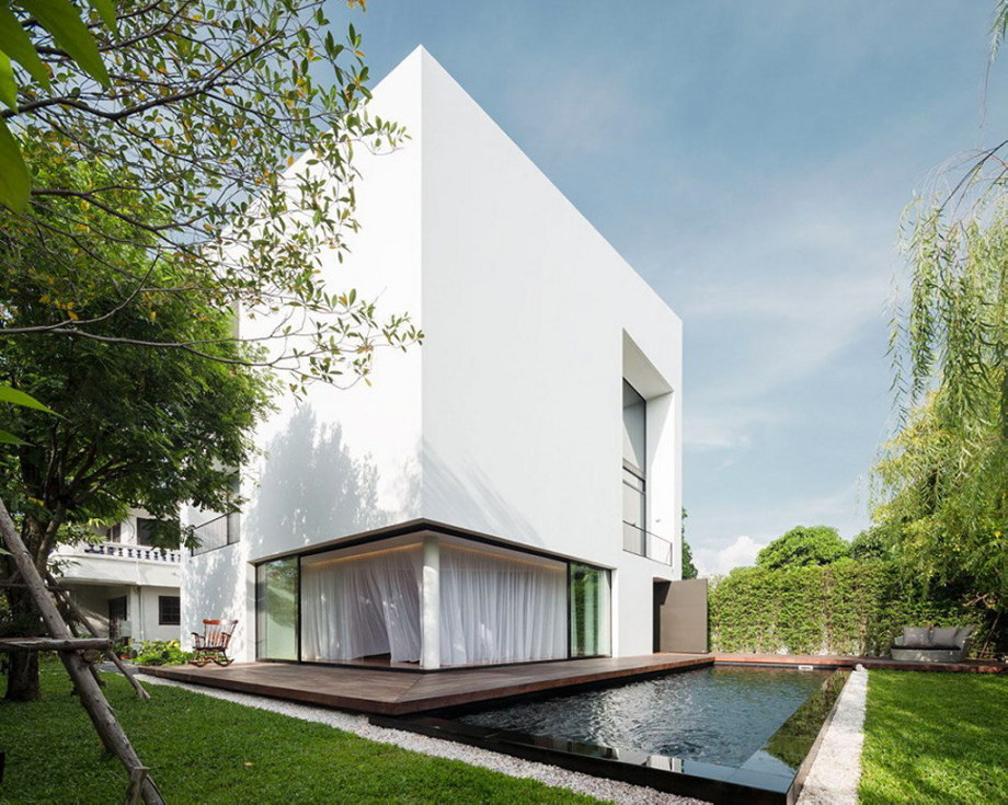 Baan Moom House In Bangkok From Integrated Field Studio 4