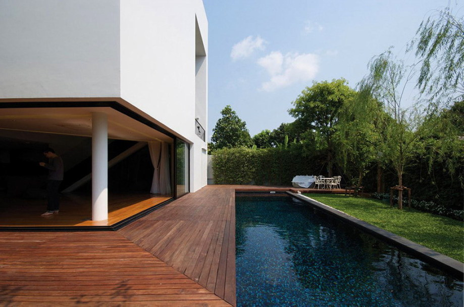 Baan Moom House In Bangkok From Integrated Field Studio 7