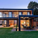 Beautiful country house Rothesay Bay by Creative Arch studio