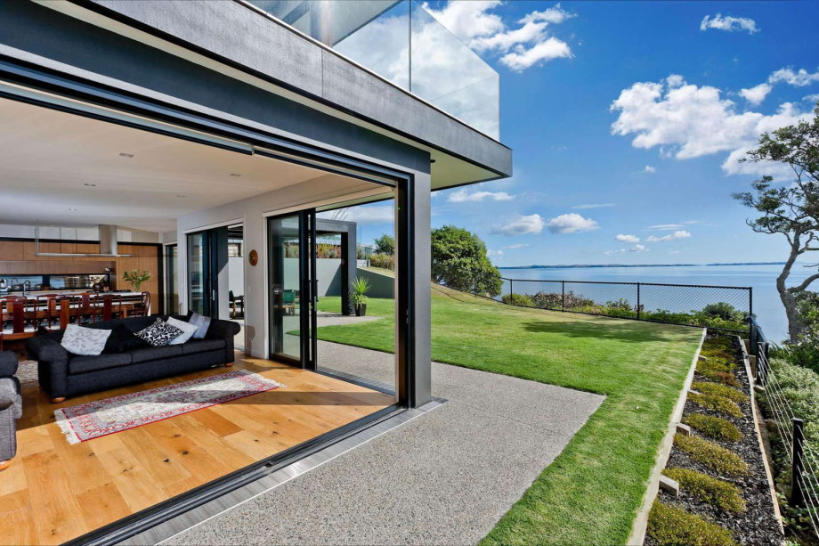 Beautiful country house Rothesay Bay by Creative Arch studio 4
