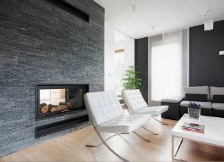 Bright Details At The Stylish House From Widawscy Studio Architektury