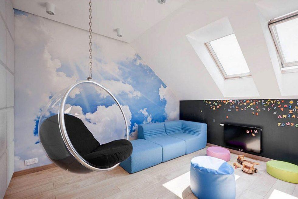 Bright Details At The Stylish House From Widawscy Studio Architektury 10
