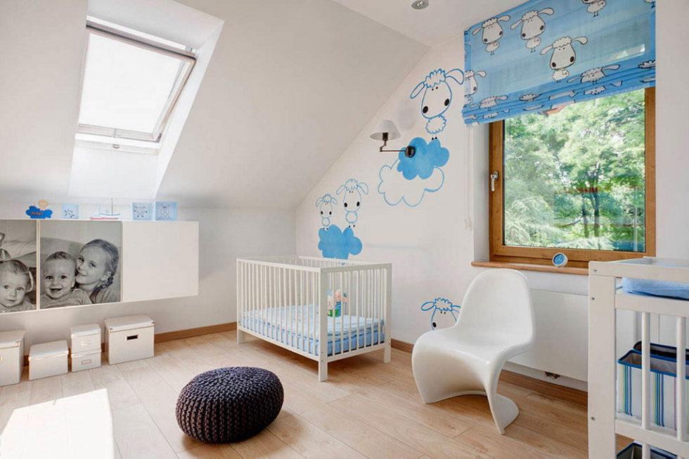 Bright Details At The Stylish House From Widawscy Studio Architektury 12