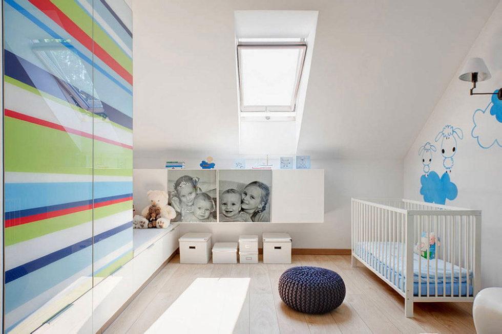 Bright Details At The Stylish House From Widawscy Studio Architektury 13