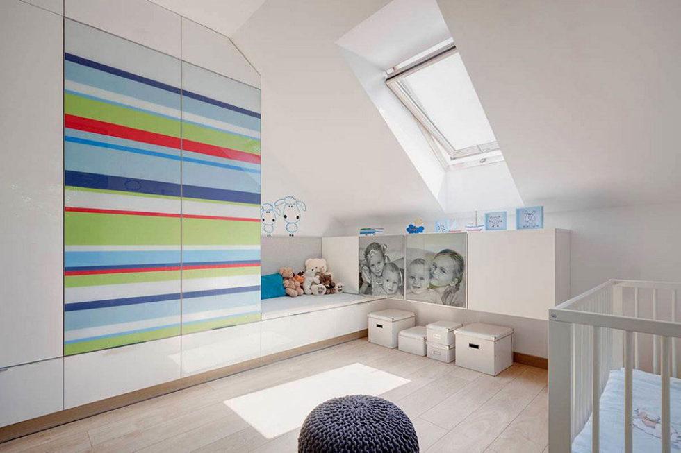 Bright Details At The Stylish House From Widawscy Studio Architektury 14