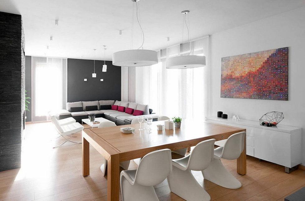 Bright Details At The Stylish House From Widawscy Studio Architektury 2
