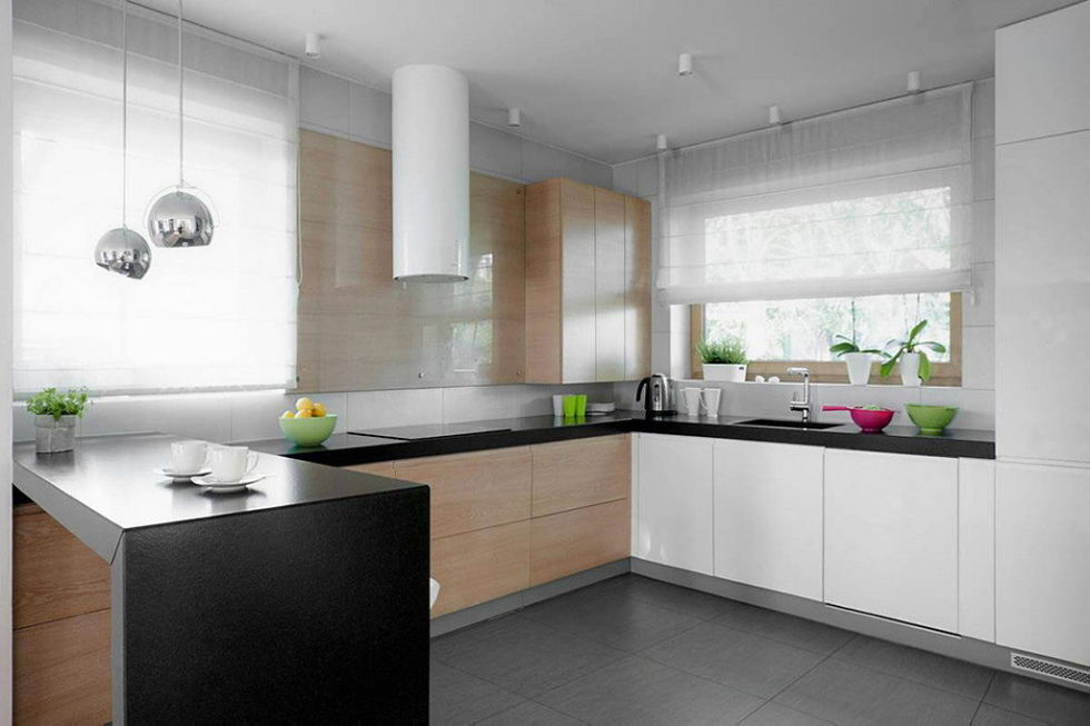Bright Details At The Stylish House From Widawscy Studio Architektury 4