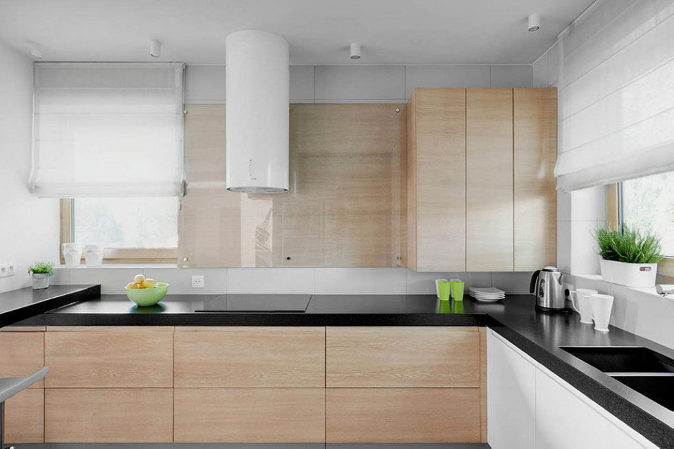 Bright Details At The Stylish House From Widawscy Studio Architektury 5