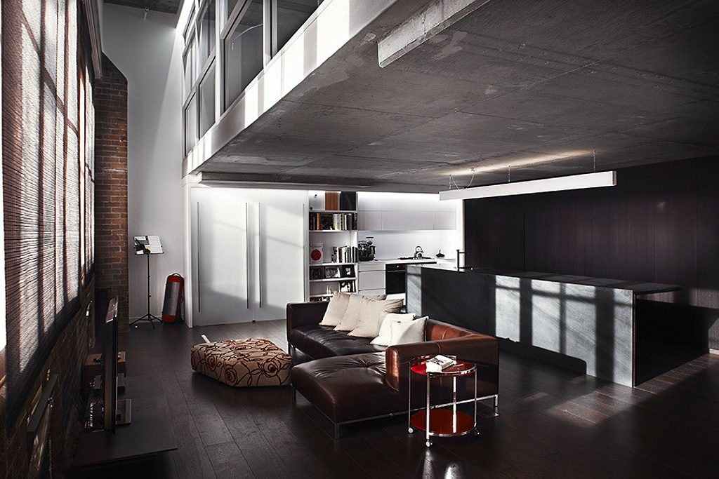 Industrial styled apartments in sydney for Apartment design sydney