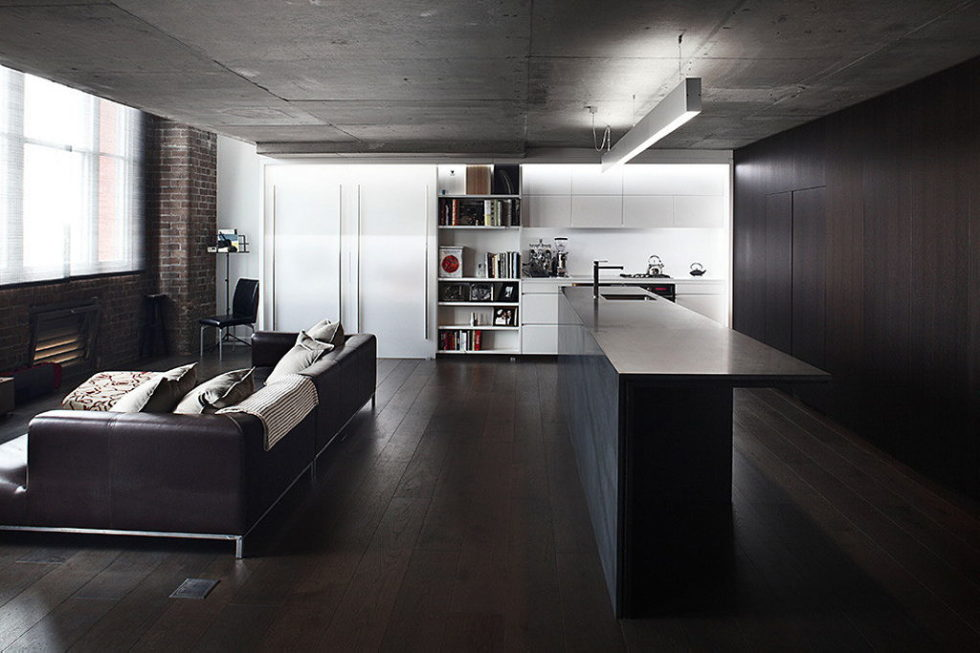 Industrial-Styled Apartments In Sydney 2