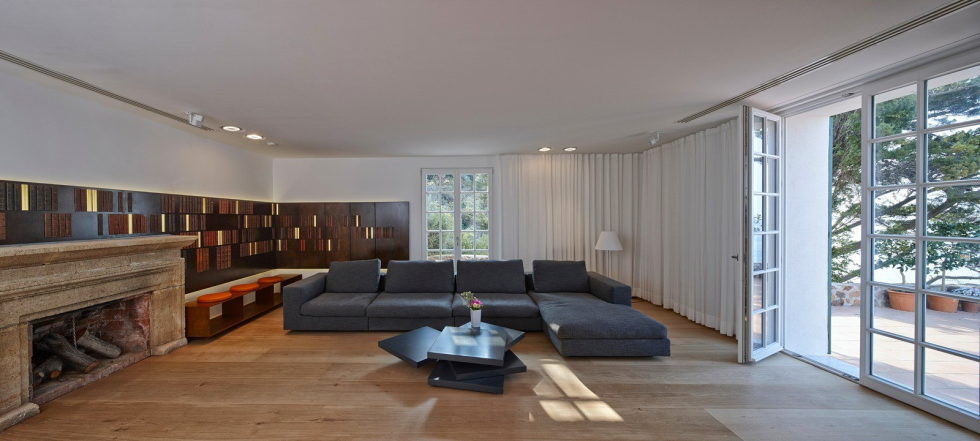 Le Trident Villa From 4a Architekten In France 1