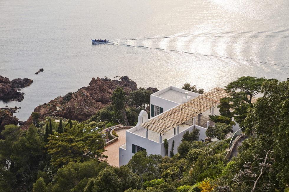 Le Trident Villa From 4a Architekten In France 10