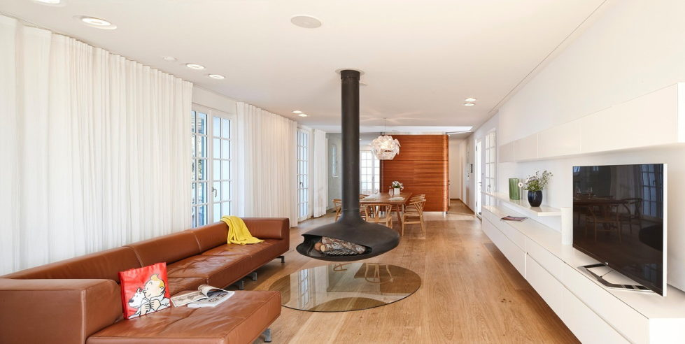 Le Trident Villa From 4a Architekten In France 2