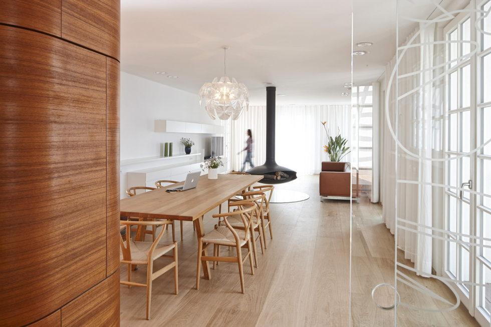 Le Trident Villa From 4a Architekten In France 4