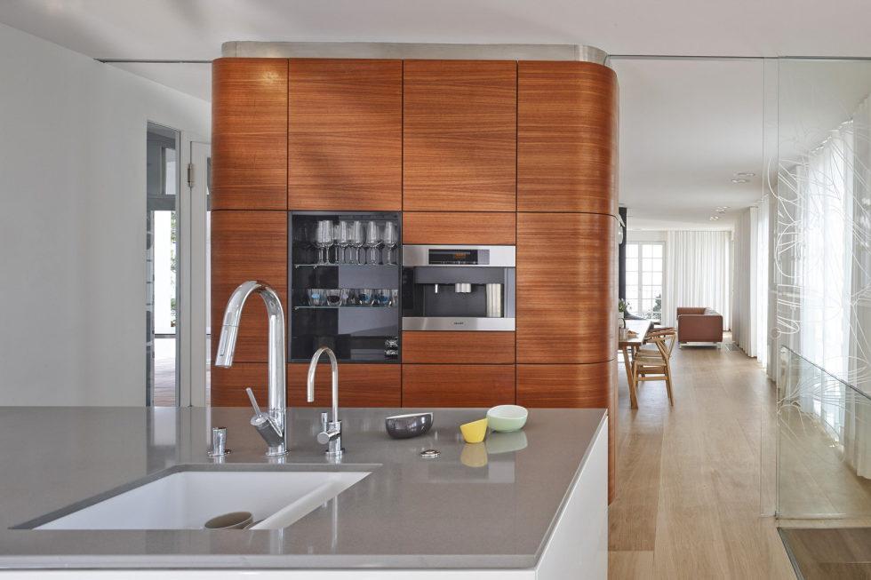 Le Trident Villa From 4a Architekten In France 5