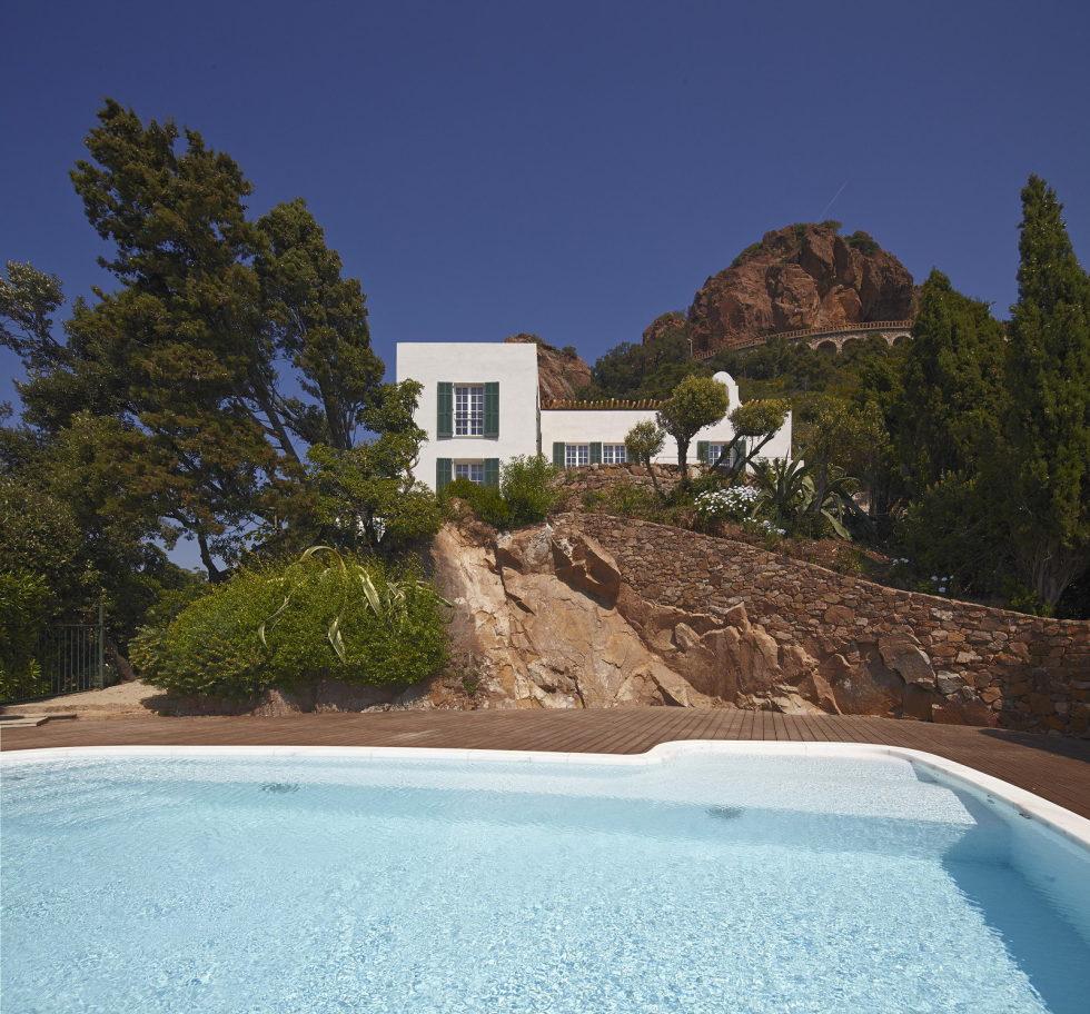 Le Trident Villa From 4a Architekten In France 9