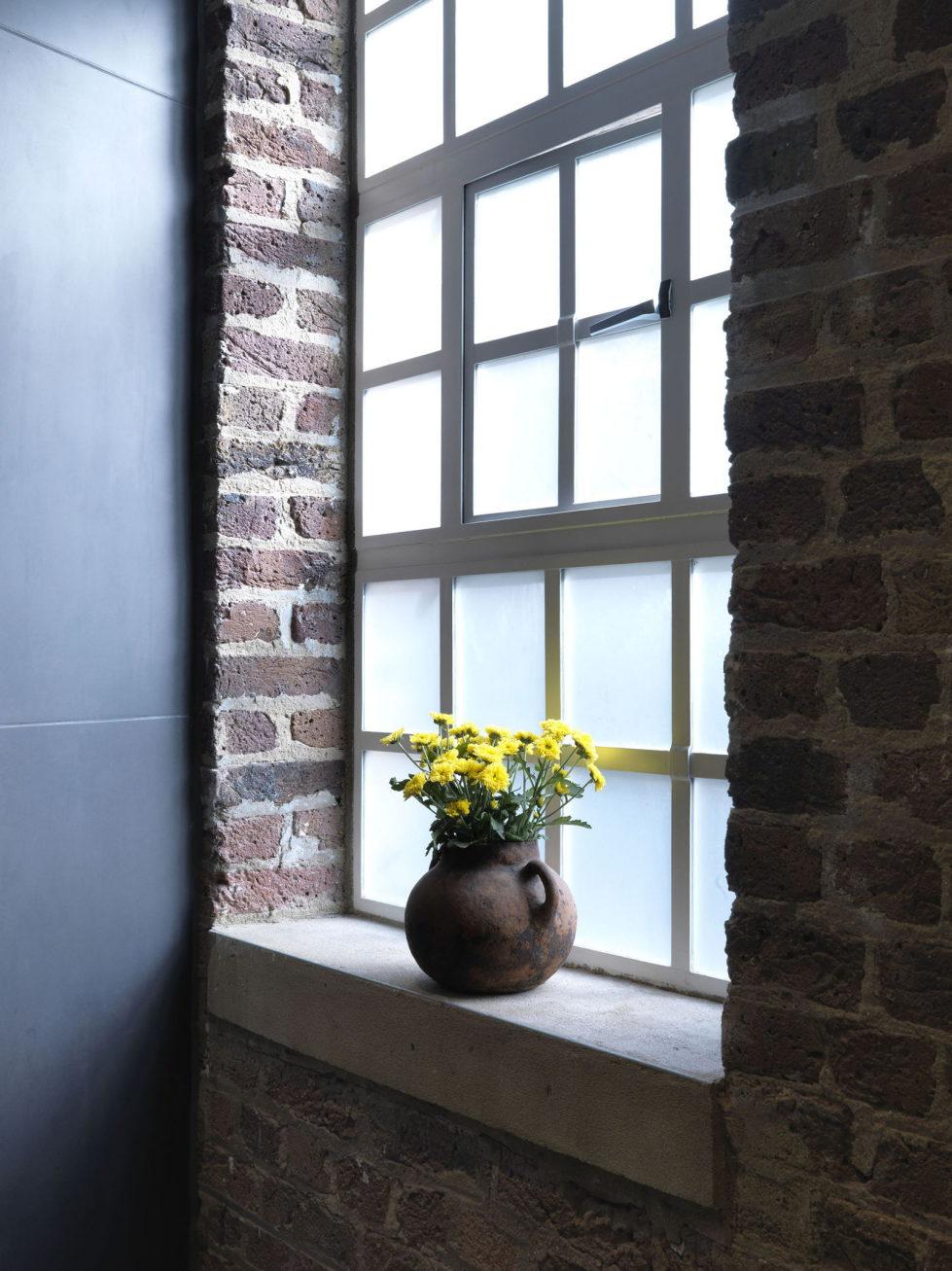 Loft - a warehouse in Bermondsey district - Decor