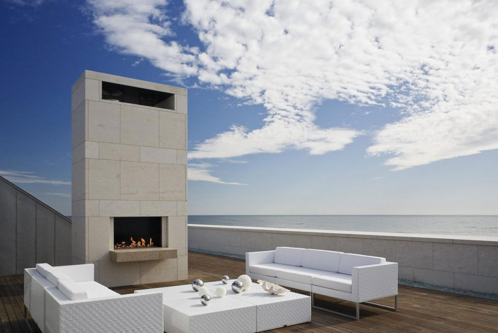 Luxurious House On The Shore From Alexander Gorlin Architects 3