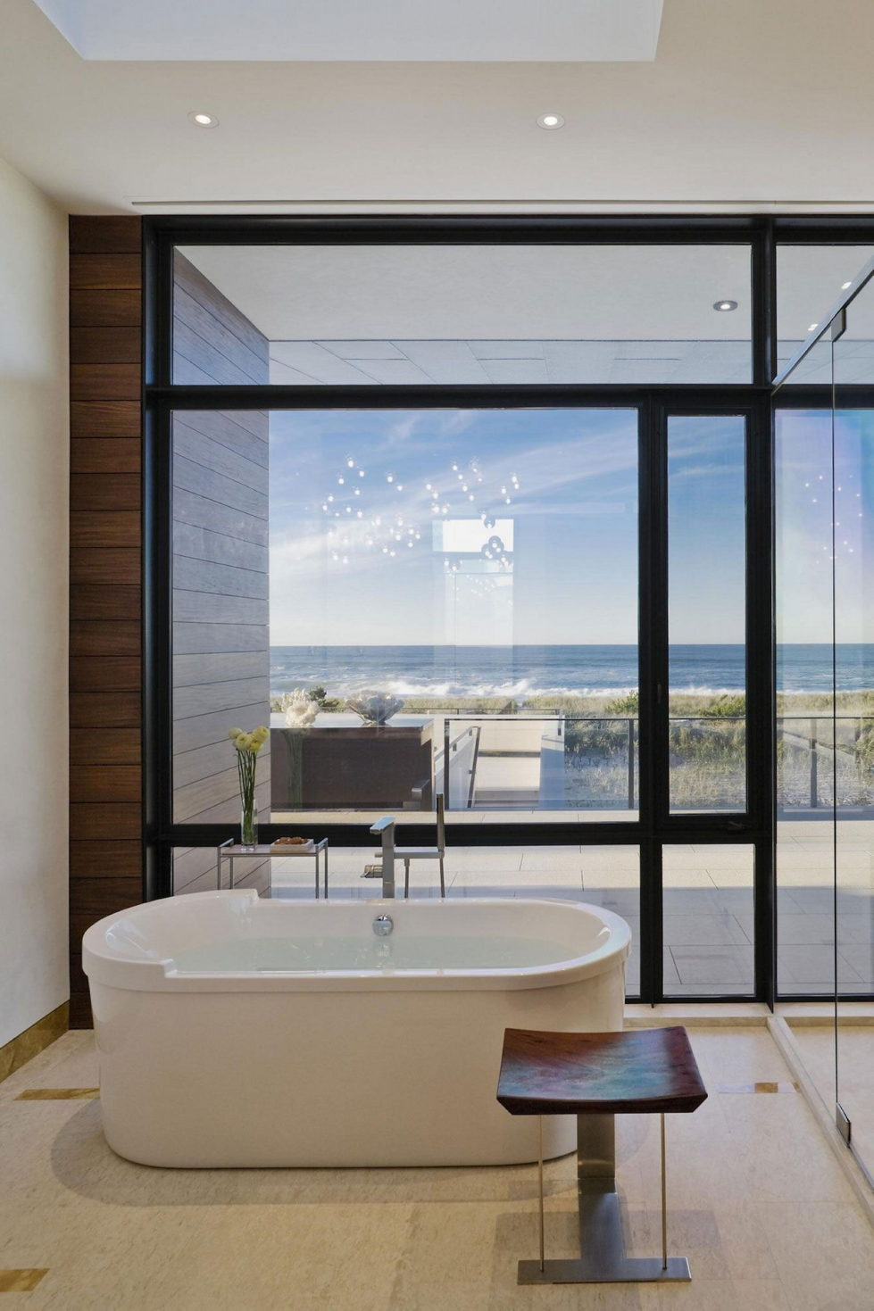 Luxurious House On The Shore From Alexander Gorlin Architects 7