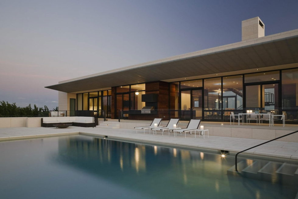 Luxurious House On The Shore From Alexander Gorlin Architects 8