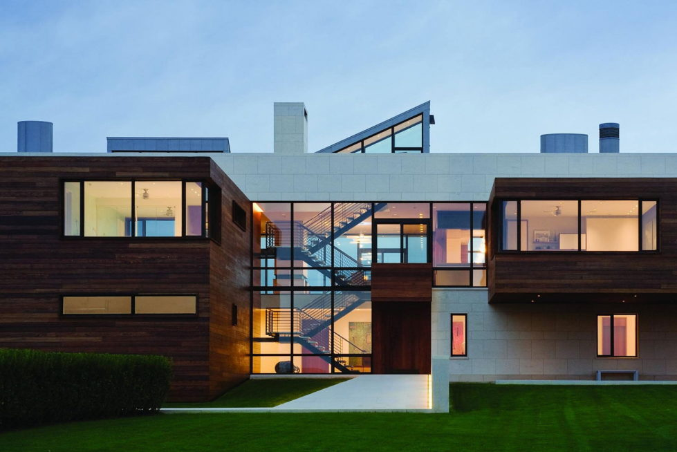 Luxurious House On The Shore From Alexander Gorlin Architects 9