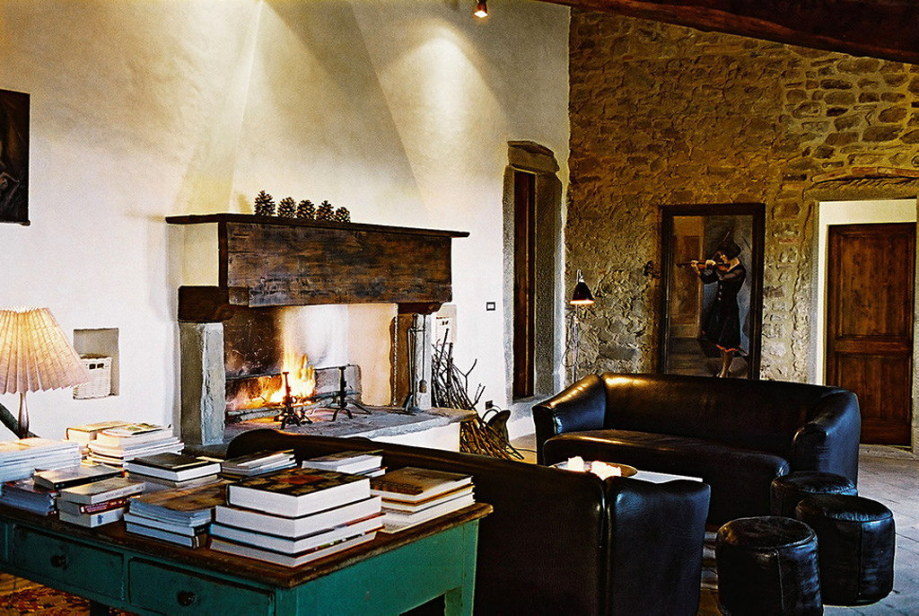 Medieval Villa With Modern Conveniences In Italy 13