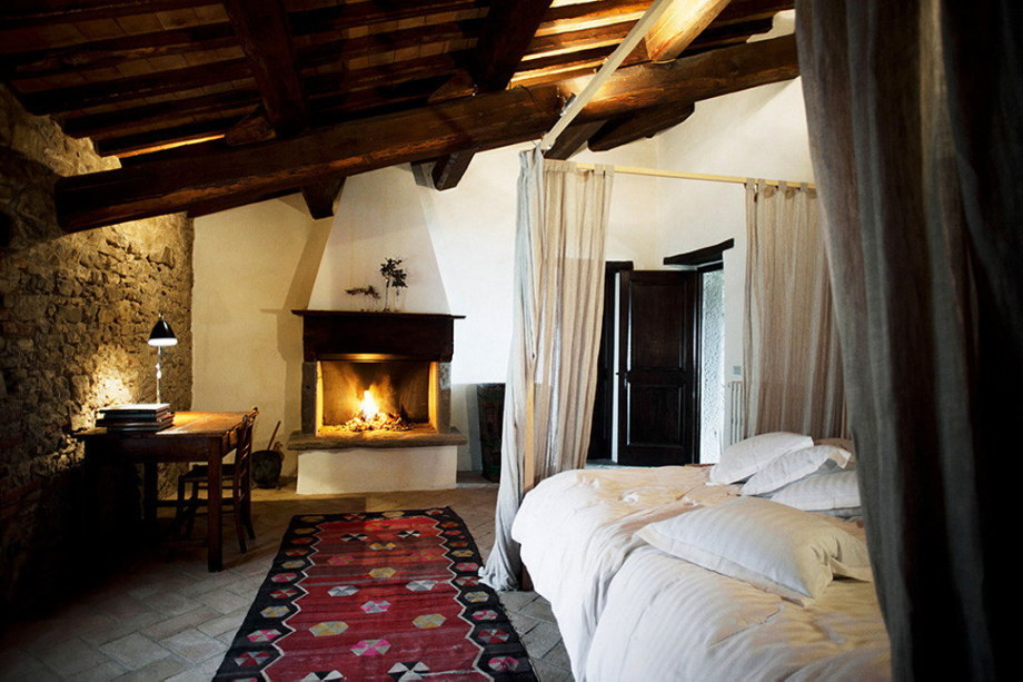 Medieval Villa With Modern Conveniences In Italy 22