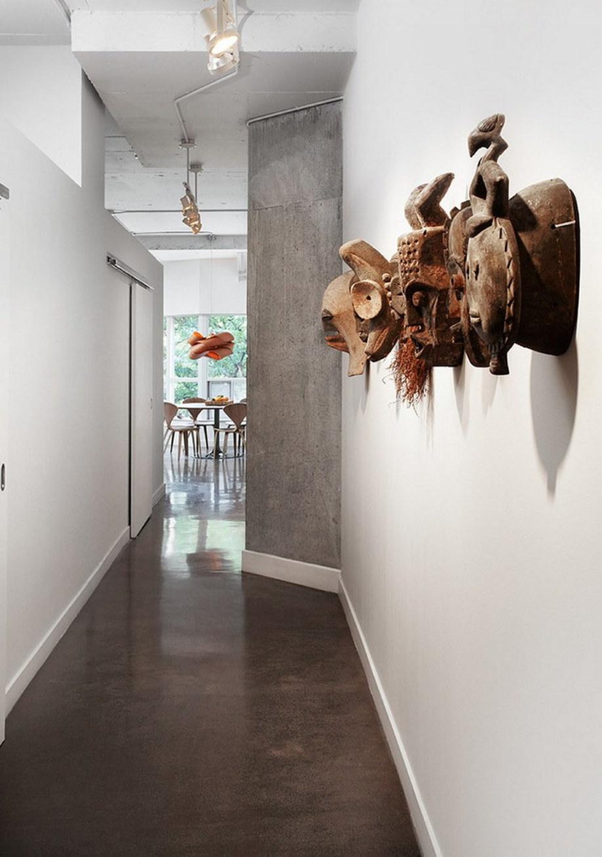 Modern Apartment In Loft Style From Stephane Chamard - Design ideas