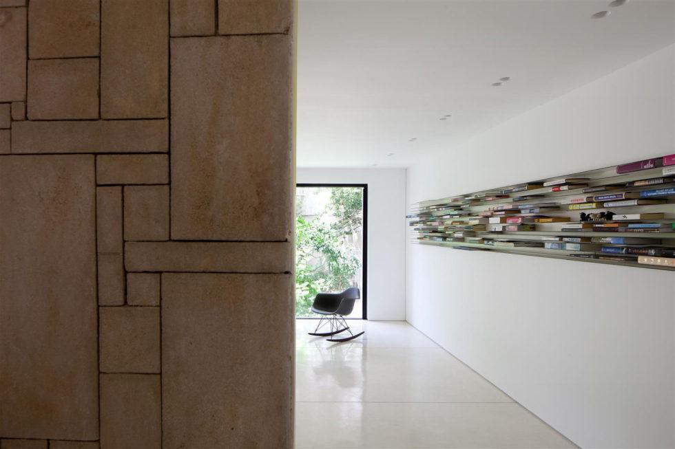 Modern Minimalistic Urban Villa in Tel Aviv 5