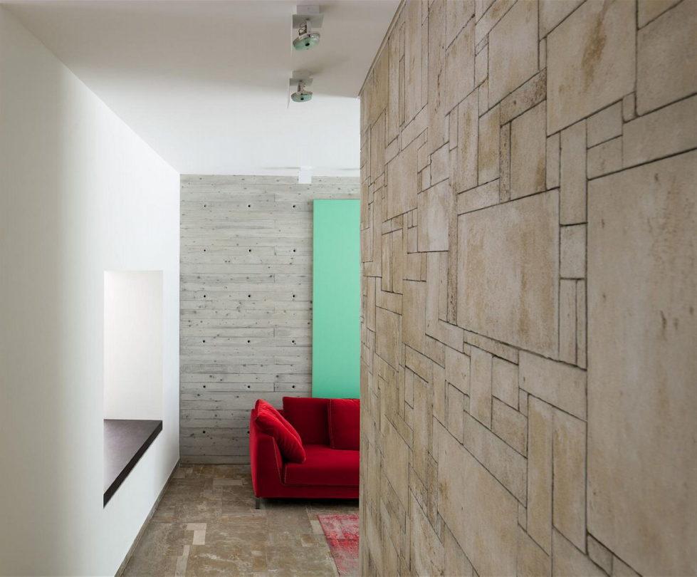 Modern Minimalistic Urban Villa in Tel Aviv 7