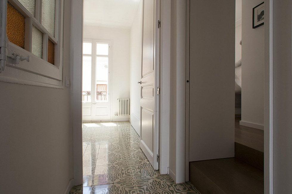 Nook Architects Studio Presents Casa Jes Apartment, Barcelona 14