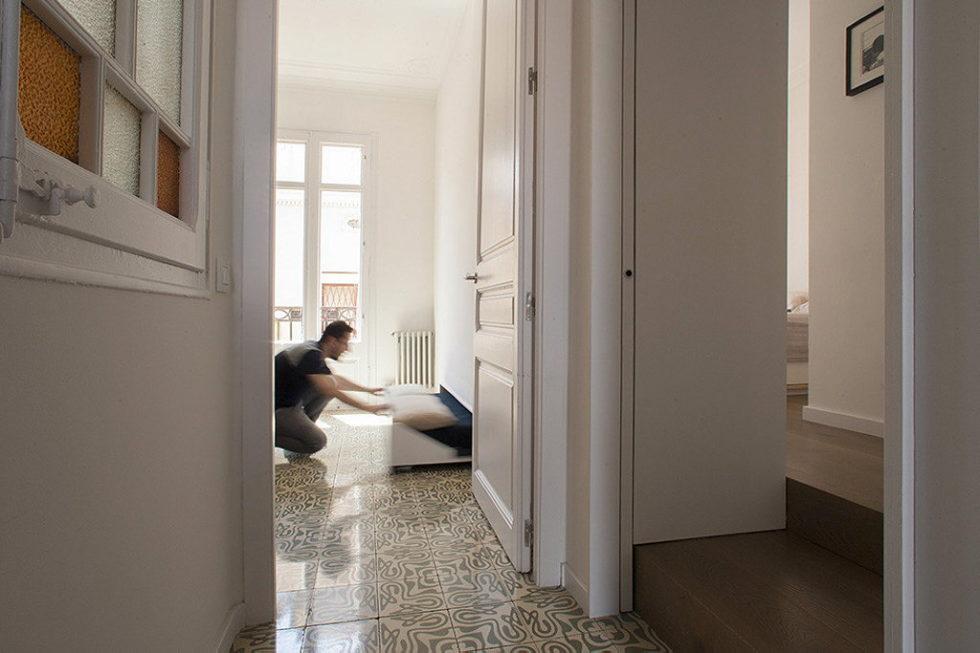Nook Architects Studio Presents Casa Jes Apartment, Barcelona 15