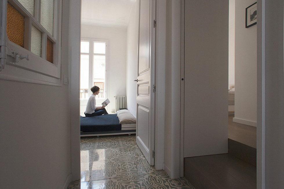 Nook Architects Studio Presents Casa Jes Apartment, Barcelona 16