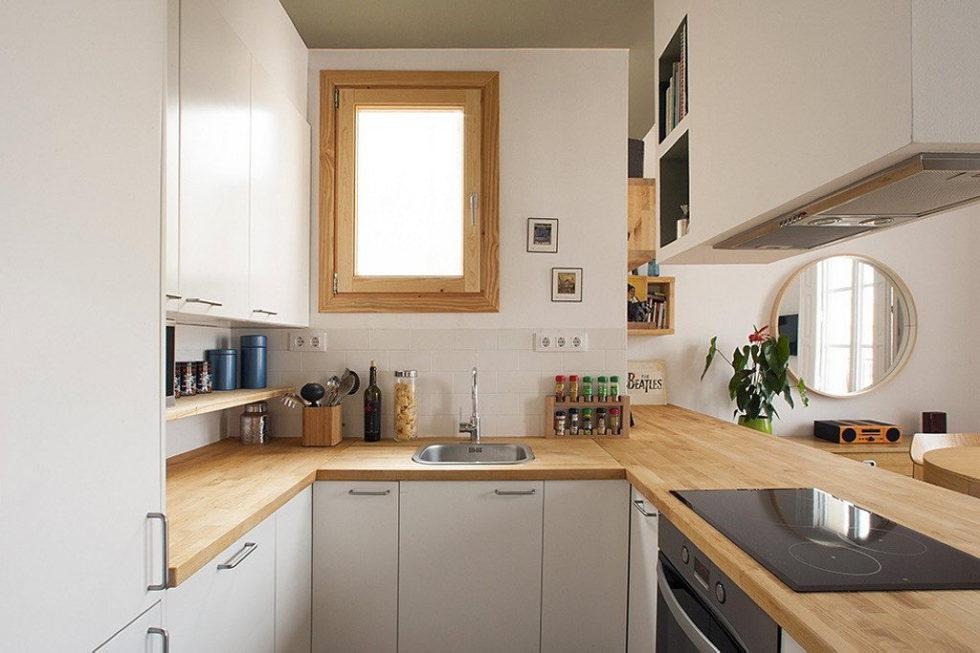 Nook Architects Studio Presents Casa Jes Apartment, Barcelona 2