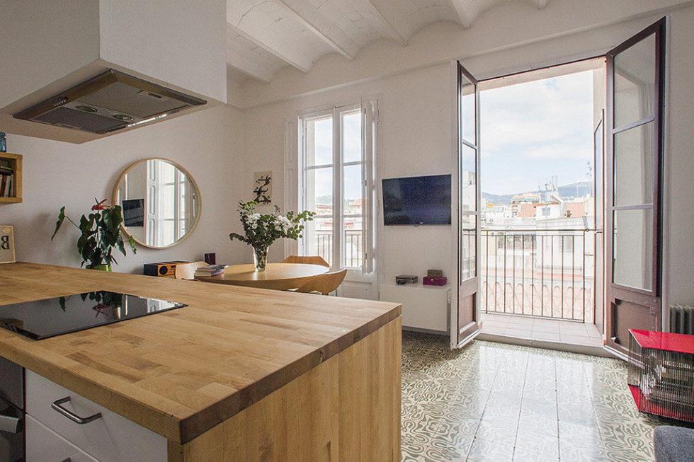 Nook Architects Studio Presents Casa Jes Apartment, Barcelona 6