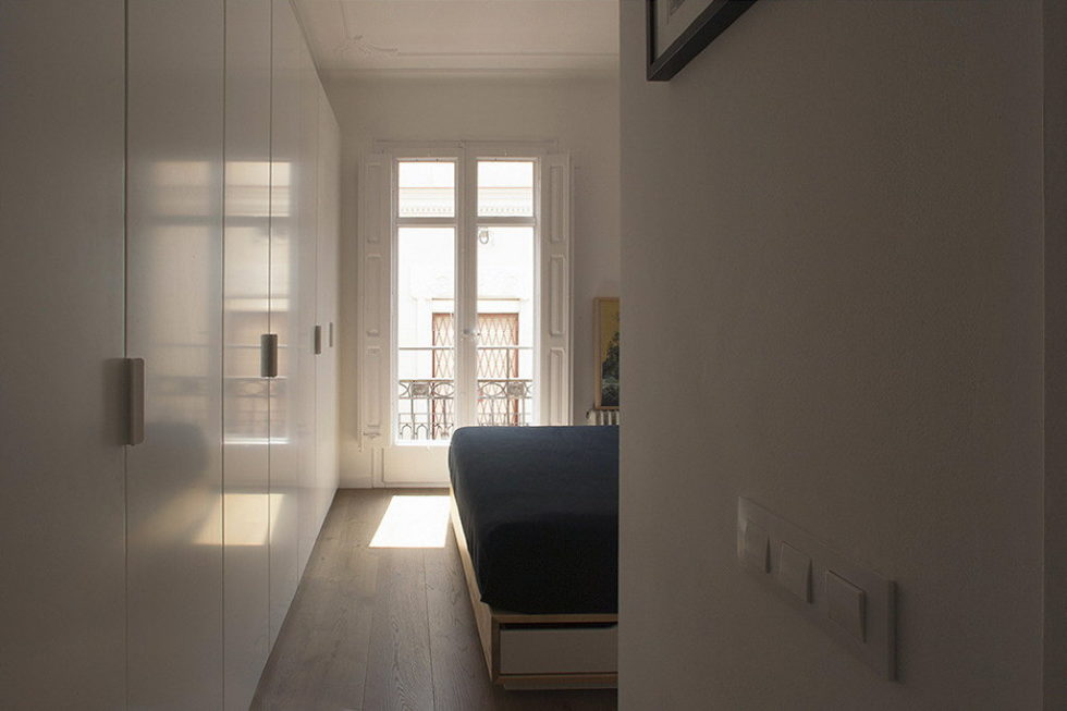 Nook Architects Studio Presents Casa Jes Apartment, Barcelona 7