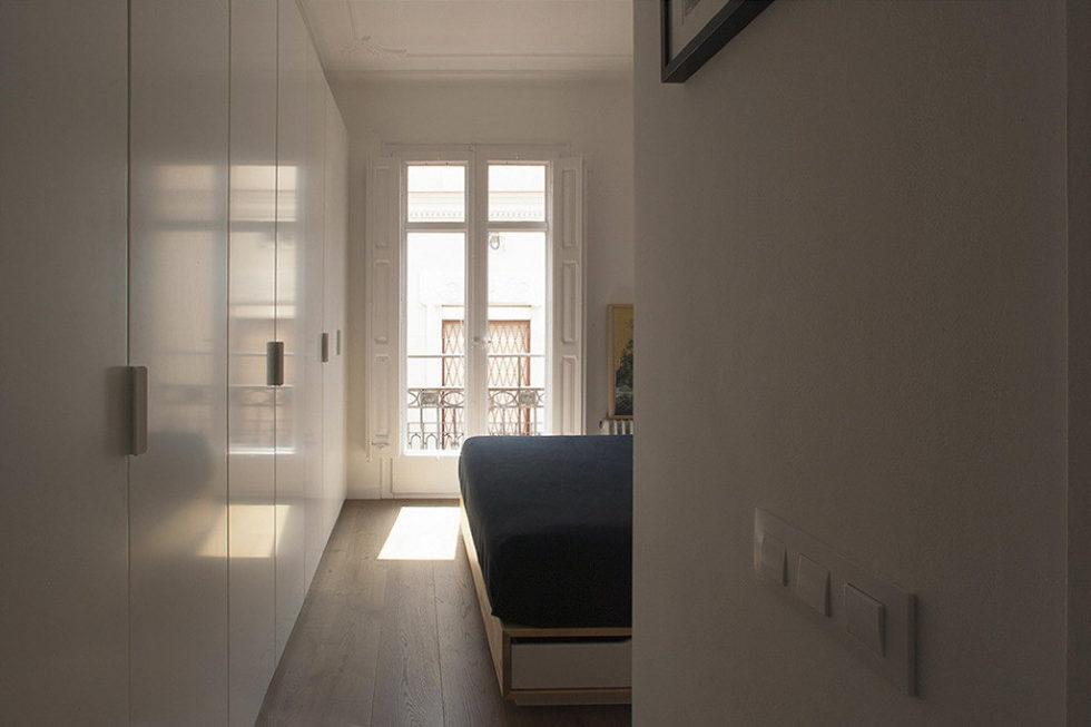 Nook Architects Studio Presents Casa Jes Apartment, Barcelona 7