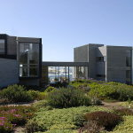 Rabanua Summer House From DX Arquitectos On The Coast of Chile