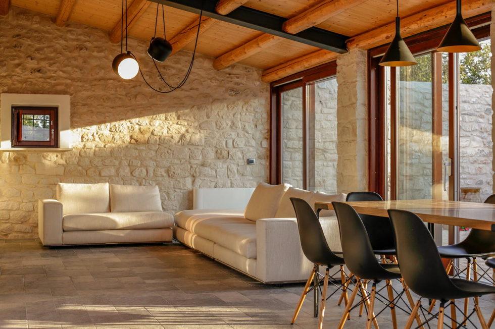 Renovation Of A Historic Villa In Italy 3