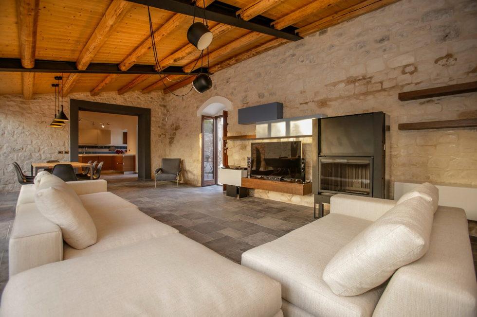 Renovation Of A Historic Villa In Italy 4
