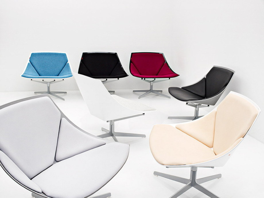 Space Rest Armchair From Jehs+Laub - All colors