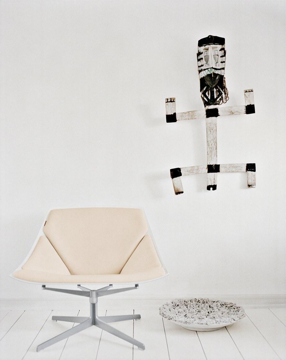 Space Rest Armchair From Jehs+Laub - Scandinavian interior