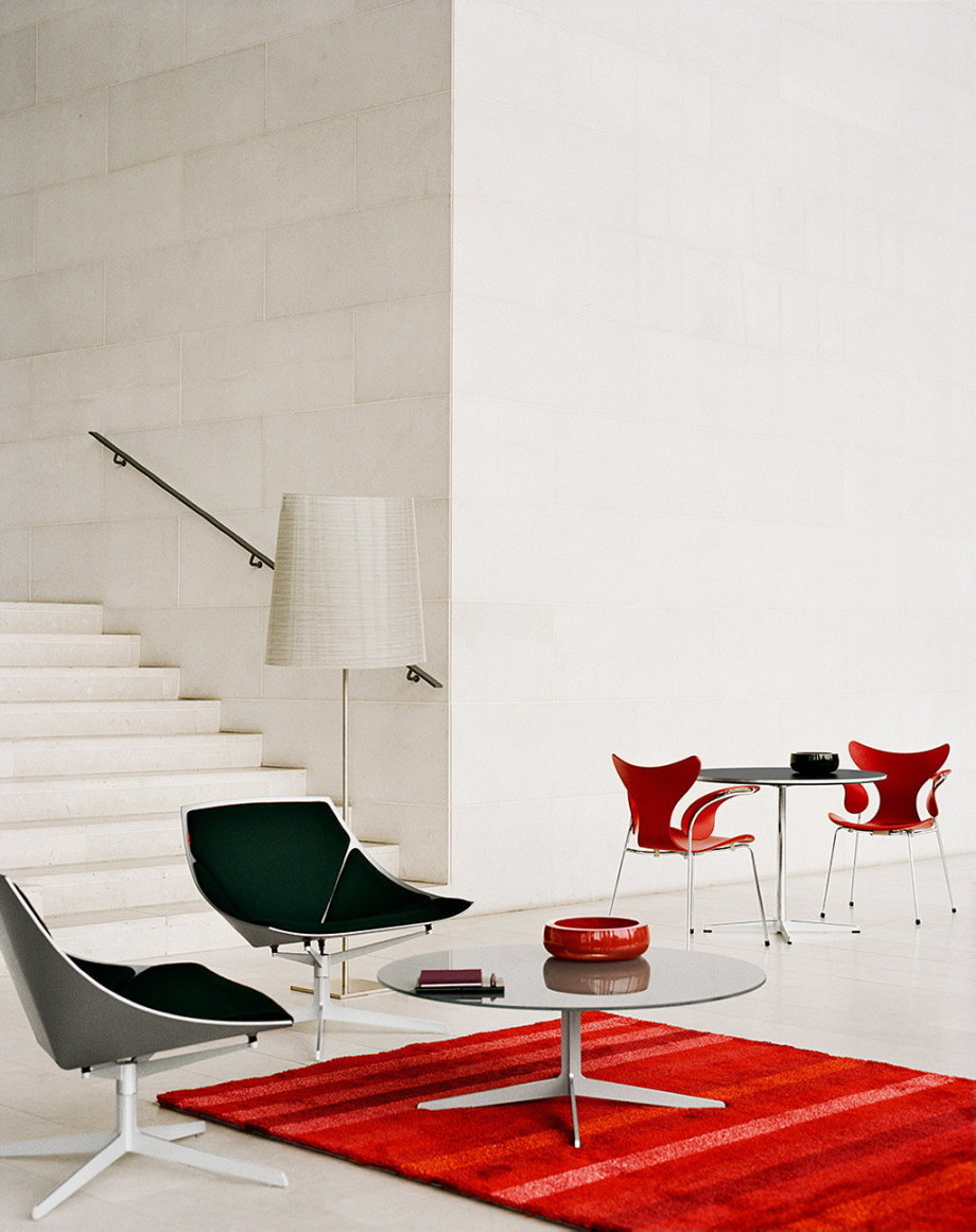 Space Rest Armchair From Jehs+Laub - Modern interior