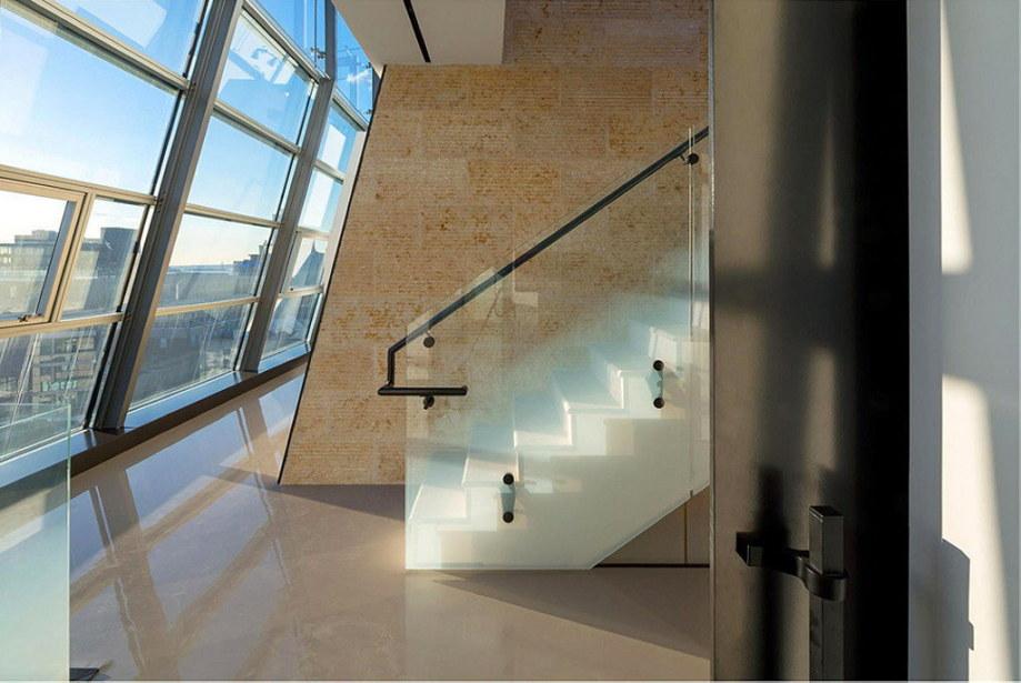 The 497 Greenwich Street penthouse in Soho 10