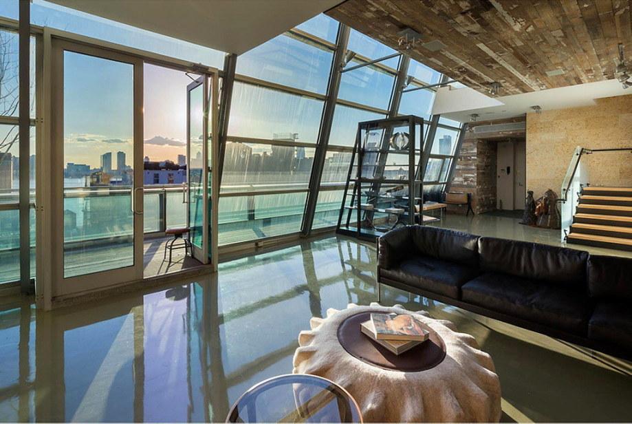 The 497 Greenwich Street penthouse in Soho 6