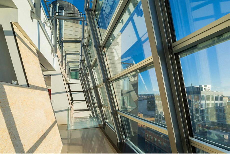 The 497 Greenwich Street penthouse in Soho 8