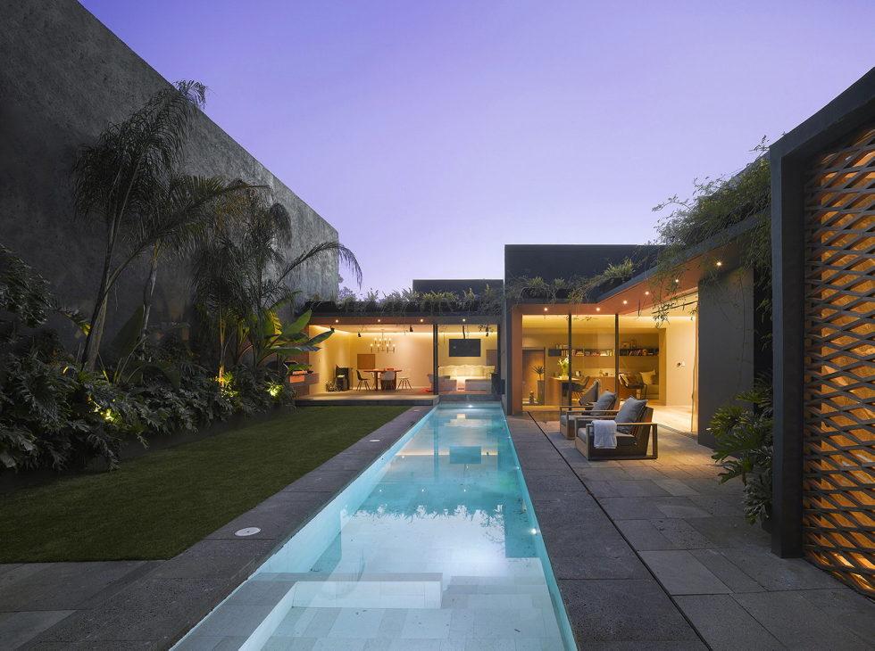 The Barrancas House In Mexico From EZEQUIELFARCA Studio 1